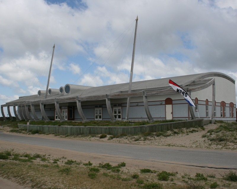 Graveyard of the Atlantic Museum, Hatteras (Outer Banks), North Carolina (United States)