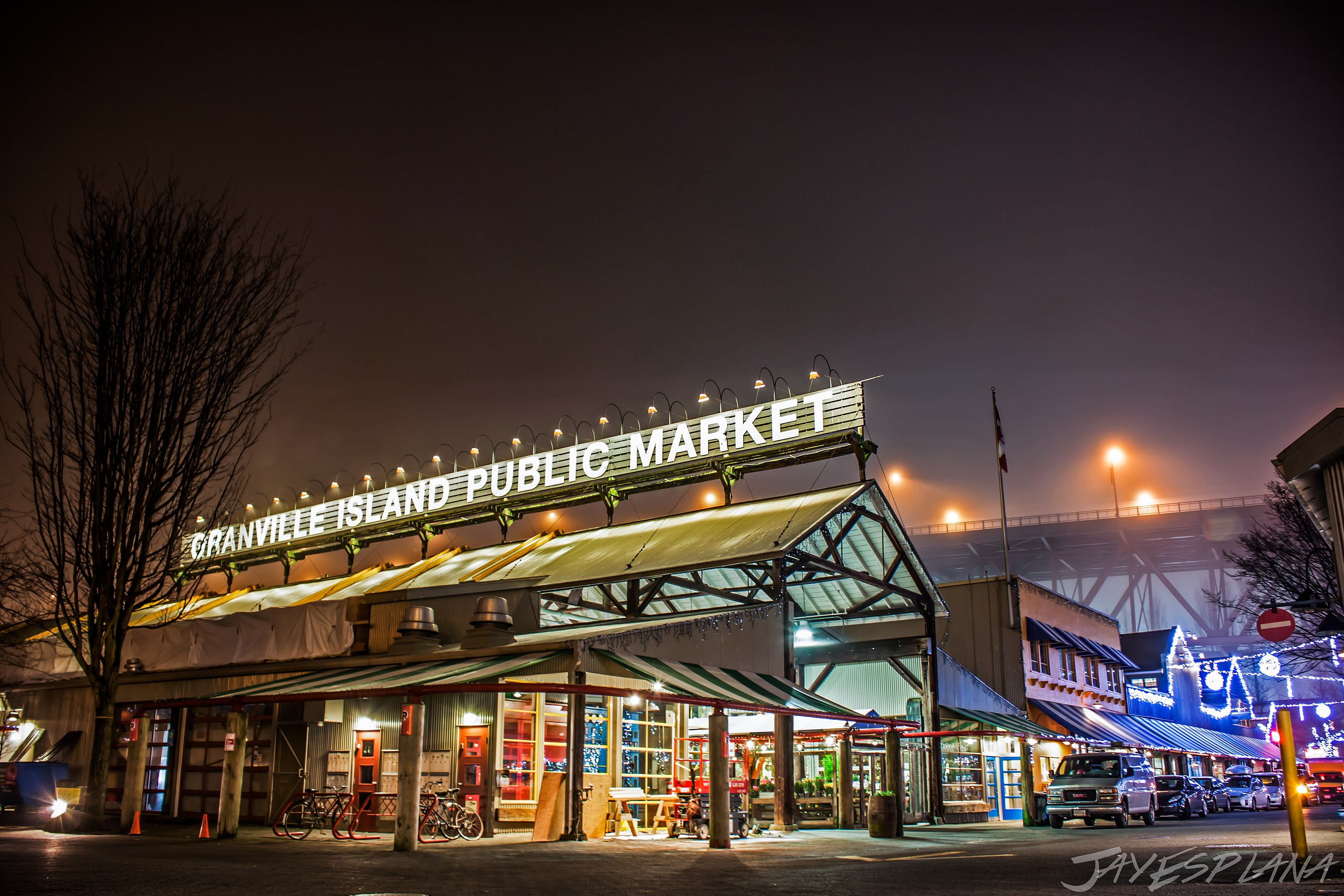 Granville Island, Vancouver BC | One of Vancouvers most